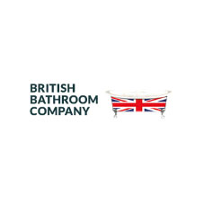 Bristan 1901 Bath Taps Gold Finish N3/4GCD