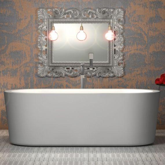 Charlotte Edwards Strand 1675x780 Freestanding Bath Tub CE11003