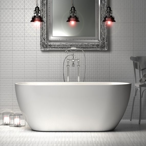 Charlotte Edwards Belgravia 1690x730 Freestanding Bath Tub CE11027