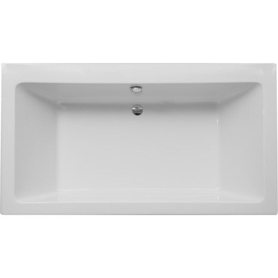 Series 600 Double Ended Bath 1800 x 1000