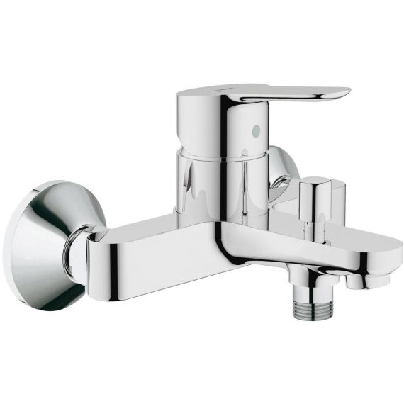 Grohe 23334 BauEdge Single Lever Bath Shower Mixer Tap 1/2 Inch