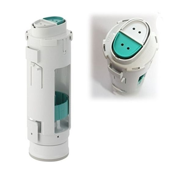 Geberit 240.280.00.1 Replacement Dual Flush Cistern Valve Main Body Only Twico-1