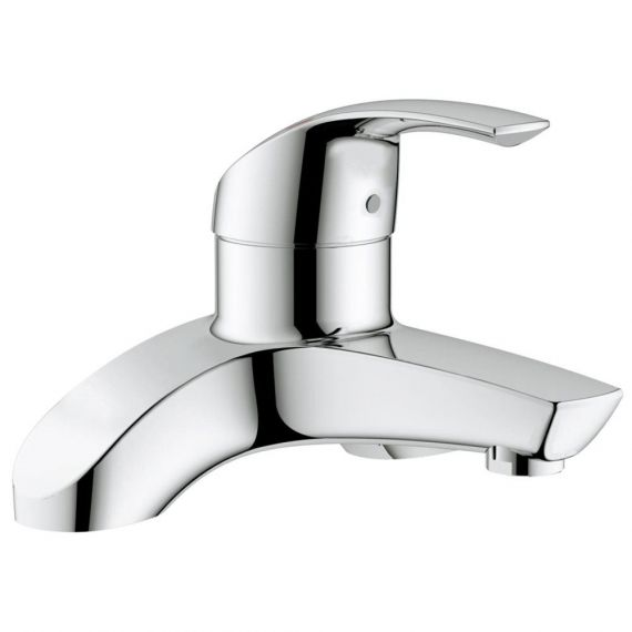 Grohe 25098000 Chrome Eurosmart Deck Mounted Bath Filler