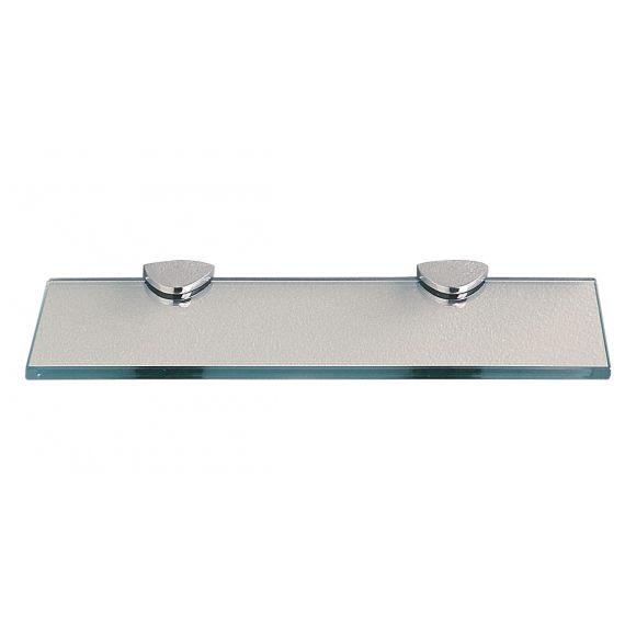 Miller Classic Clear Glass Shelf 400mm 291120