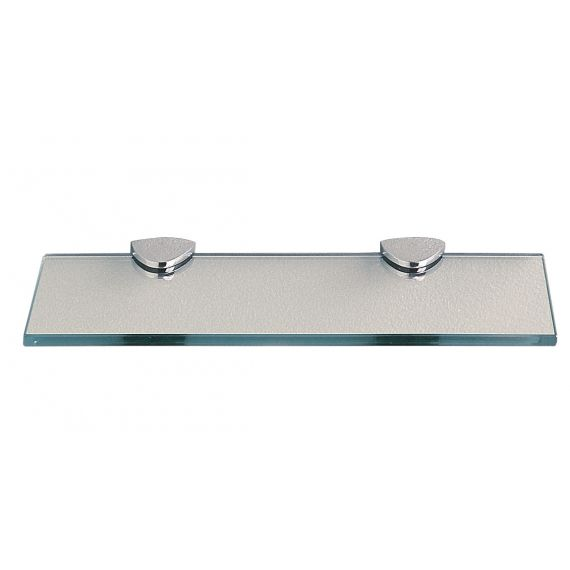Miller Classic Clear Glass Shelf 450mm 291220
