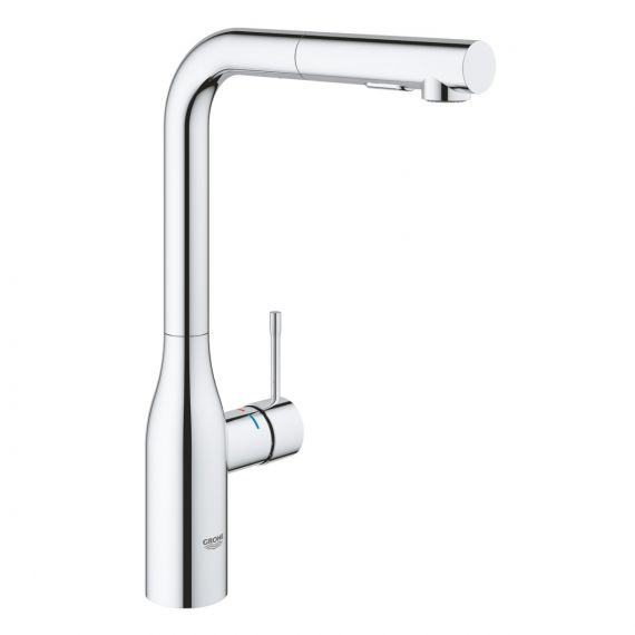 Grohe Essence Foot Control Electronic Single-Lever Sink Mixer 30311000