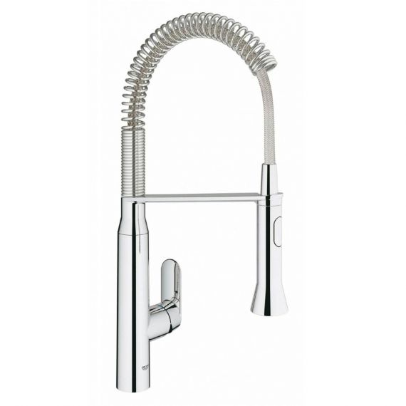 """Grohe K7 Footcontrol Electronic Sink Mixer Tap 1/2"""" 30312000"""