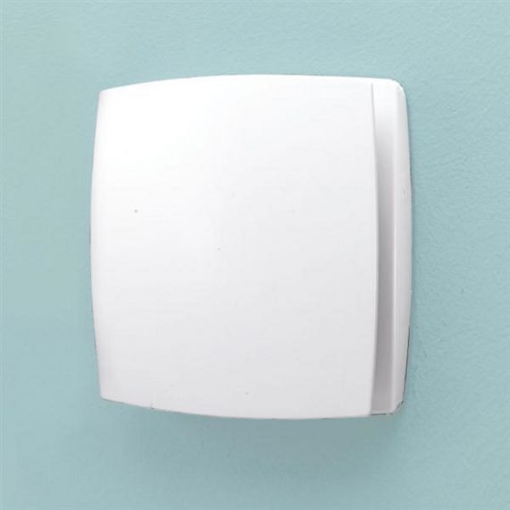 Breeze White Wall Mounted Extractor Fan