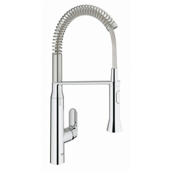 Grohe K7 Kitchen Sink Mixer with Professional Spray Chrome 31379000