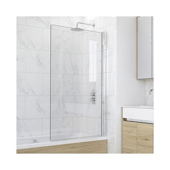 Kudos Single panel bath screen 6mm