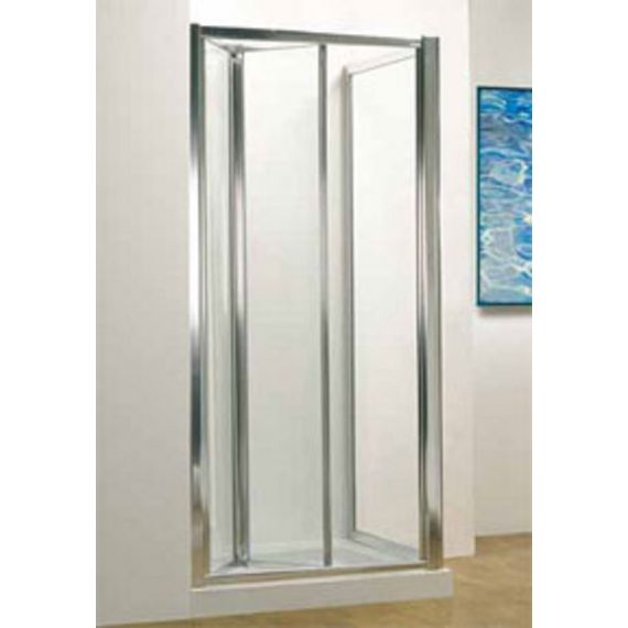 Kudos Original 800 Bi-Fold Door in Silver