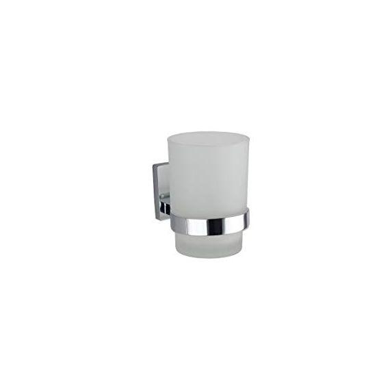 RAK Ceramics Resort Glass Tumbler and Holder RAKC17158