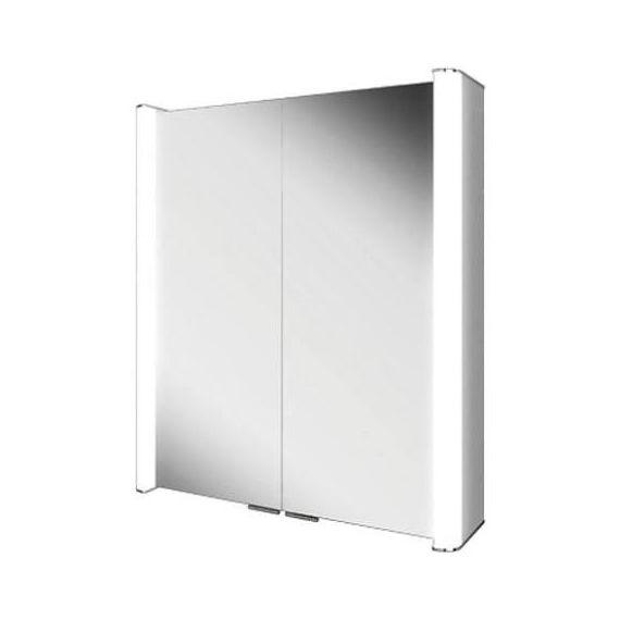 HIB Vita 60 Illuminated LED Bathroom Cabinet 45500