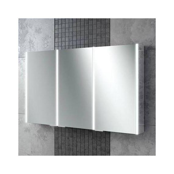 HIB Xenon 120 Illuminated LED Bathroom Cabinet 46300