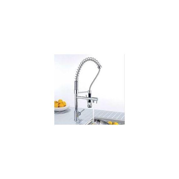 Pegler Galiceno Mono Sink Mixer with Swivel