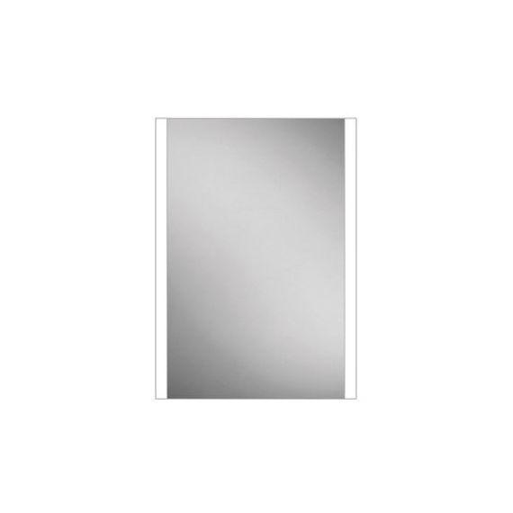 HiB Paragon 80 LED Aluminium Demisting Mirror Cabinet 52000