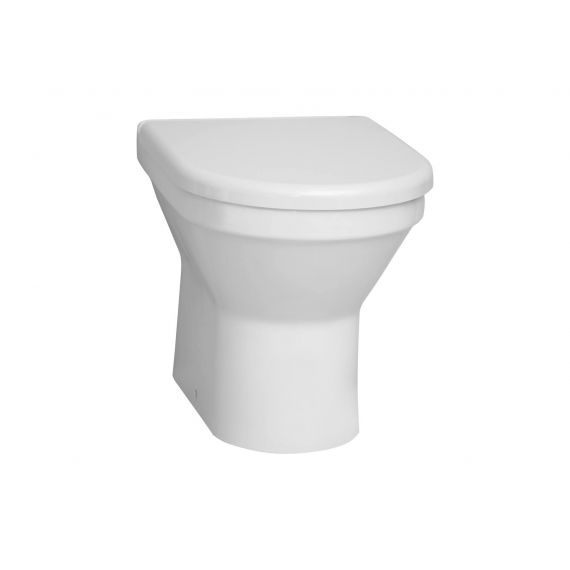 Vitra S50 Back to Wall WC Pan 5323L003-0075