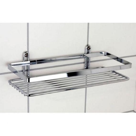 Satina Single Small Rectangular Shelf