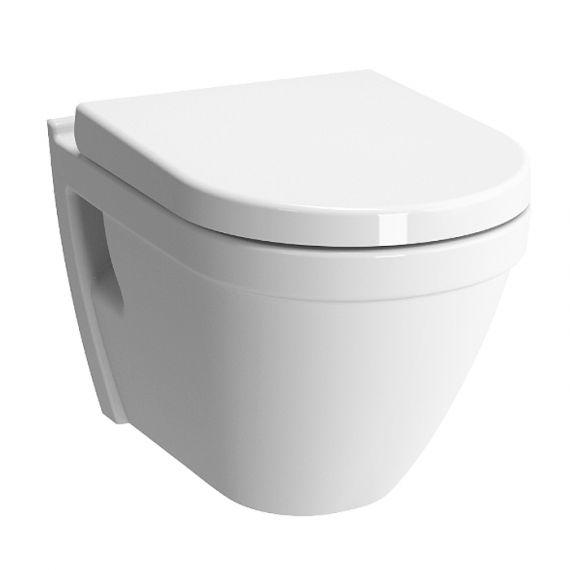 Vitra S50 Rimless Wall Hung Toilet