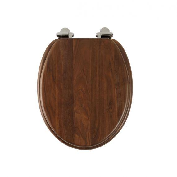 Roper Rhodes Toilet Seat Soft Close Walnut
