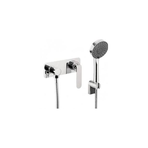 JustTaps Vue Concealed Manual valve With Kit Chrome 87012