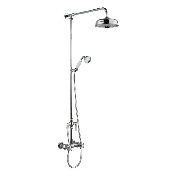 Hudson Reed Traditional Thermostatic Shower Valve & Kit