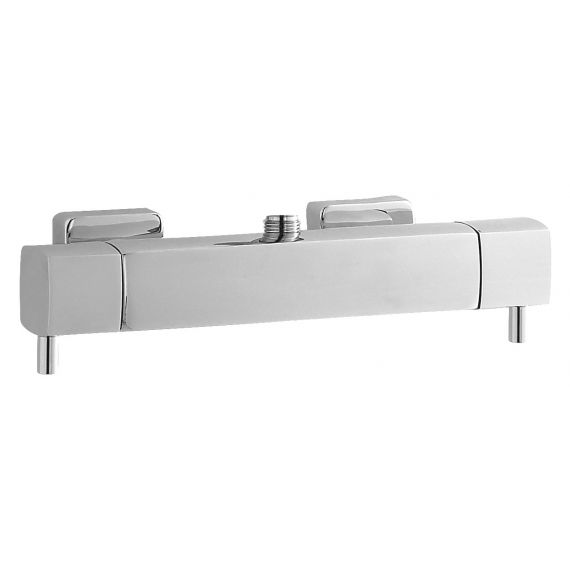 Hudson Reed Quadro Thermostatic Bar Valve