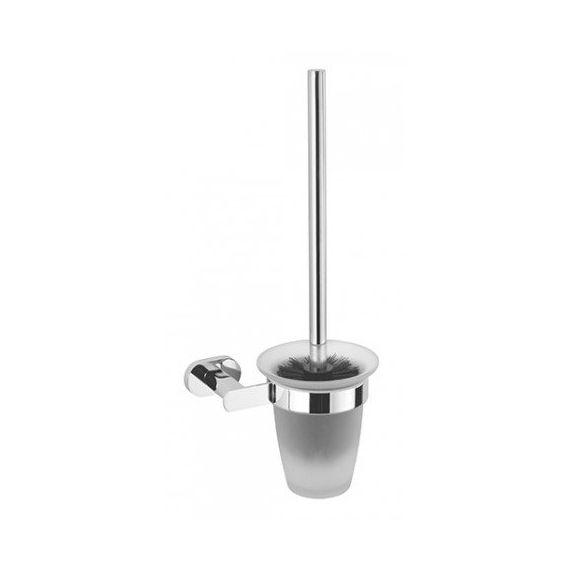 Sagittarius Swarovski Eclipse toilet brush & holder AC/765/C