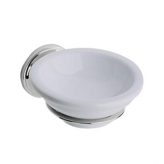 Heritage ACC04 Chrome Clifton Soap Dish
