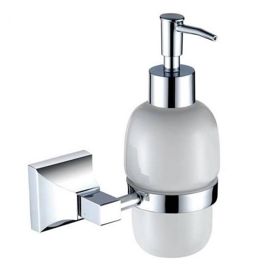 Heritage Chancery Soap Dispenser Chrome ACHSDIC