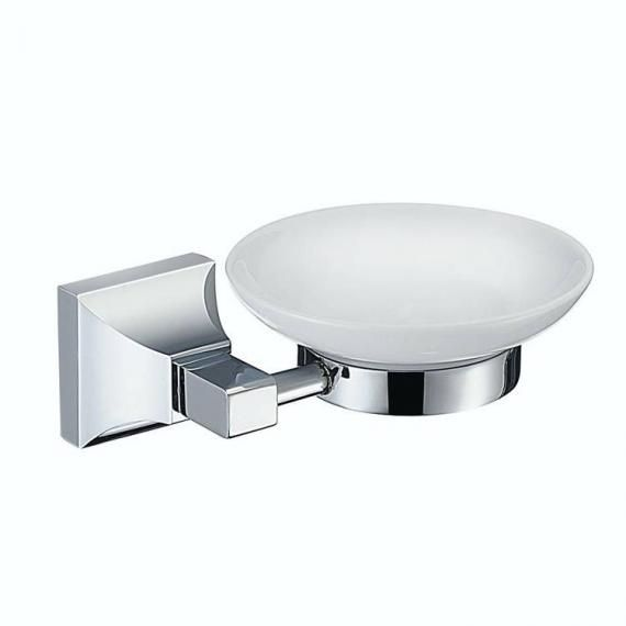 Heritage Chancery Soap Dish Holder Chrome ACHSPDC