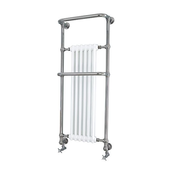 Heritage AHC102 Cabot Wall Mounted Towel Rail Chrome