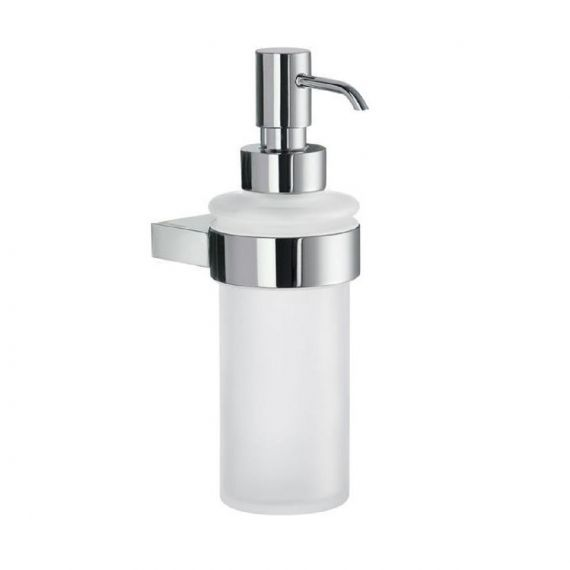 Smedbo Air AK369 Holder With Soap Dispenser