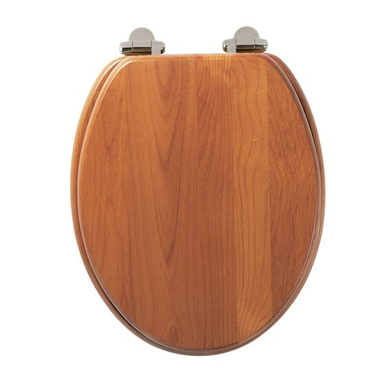 Roper Rhodes Traditional Toilet Seat Antique Pine