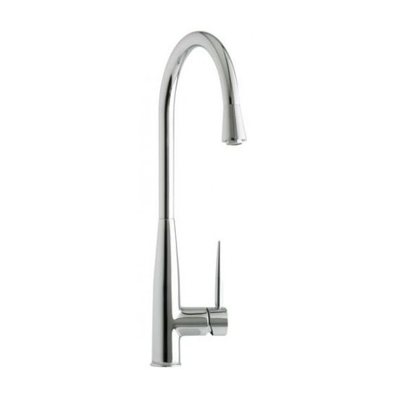 AstraCast Sevilleda Mono Kitchen Sink Mixer Tap Chrome