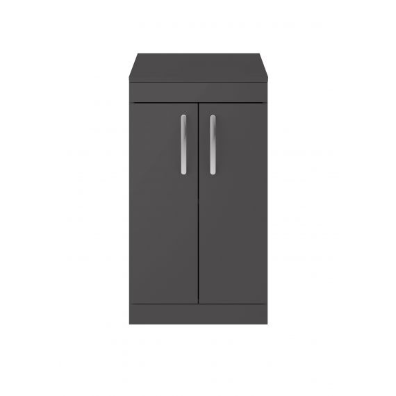 500mm Floor Standing Cabinet & Worktop