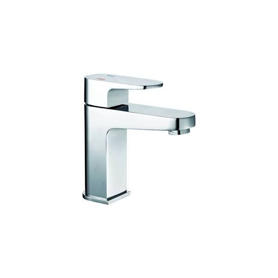JustTaps Base Basin Mixer With Click Clack Waste B001