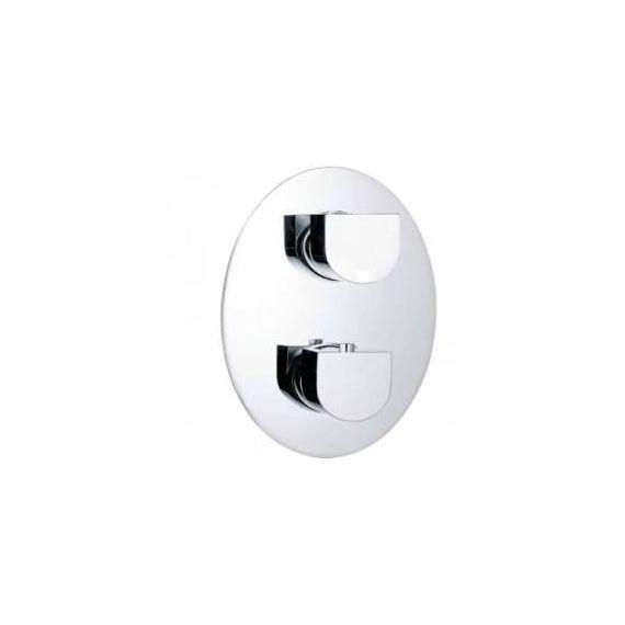 JustTaps Base thermostatic 1 outlet Concealed Shower Valve B651