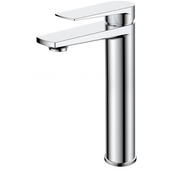 Nuie Bailey High Rise Mixer Tap Chrome