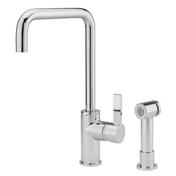 Sagittarius Bergamo Monobloc Sink Mixer (C/W pull out Handset) BE/154/C