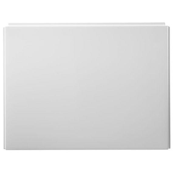 Heritage Polymer Bpw06 White Acrylic Bath Panel - 800mm