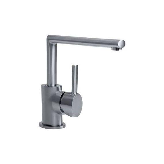 Bristan OL SNK BN Oval Kitchen Sink Mixer Tap Brushed Nickel