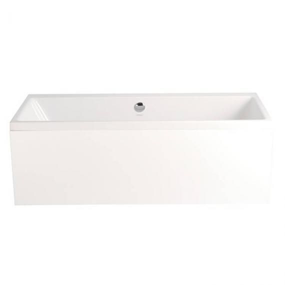 Heritage Claverton Double Ended Bath with Solid Skin 1800x800mm