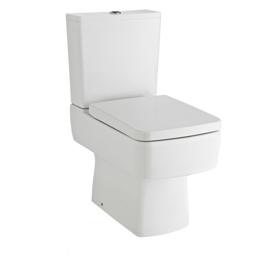 Nuie Bliss Semi Flush to Wall Pan &  Cistern