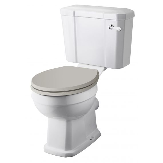 Comfort Close Coupled WC & Cistern