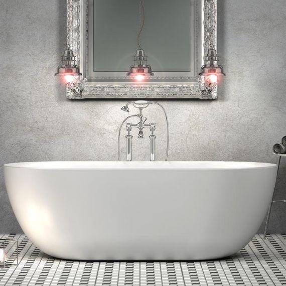 Mayfair Freestanding Bath - 1500 x 780
