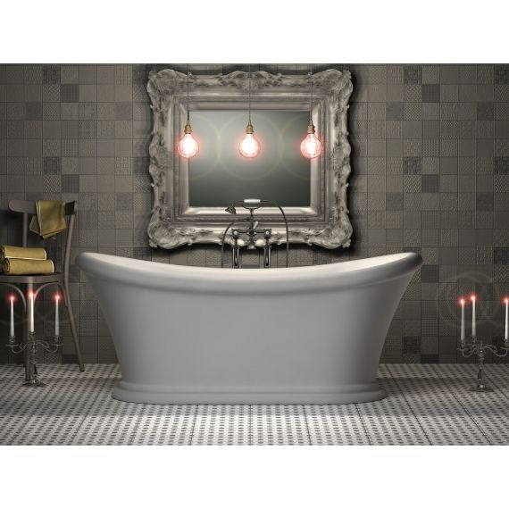 Purley Free Standing Boat Bath