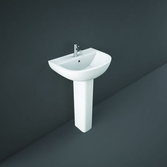 RAK-Compact 55cm Basin 2th