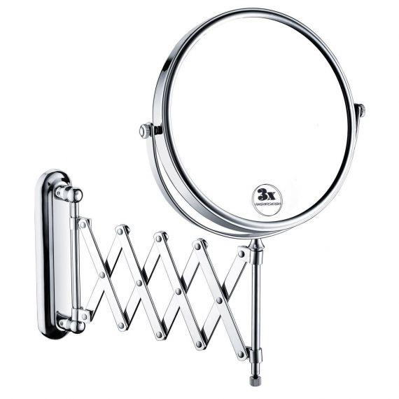Bristan Extending Shaving Mirror COMP EXTMR C