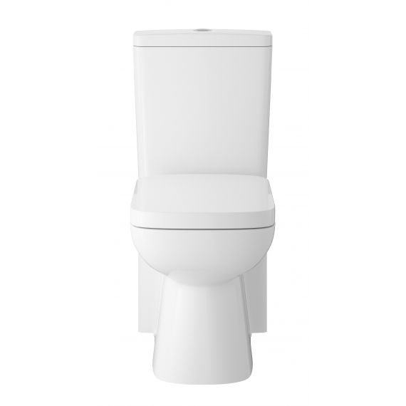 Flush to Wall Pan, Cistern & Seat